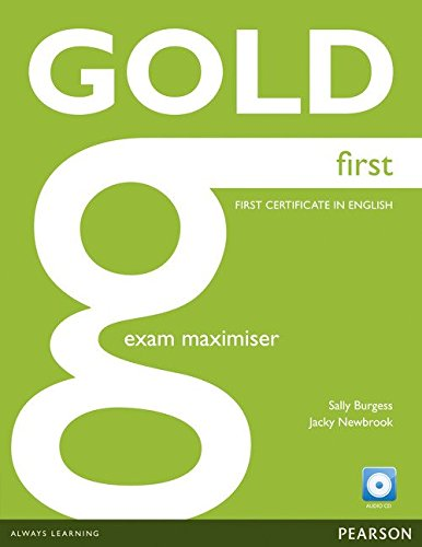 9781408297919: Gold First Maximiser without Key and Audio CD Pack