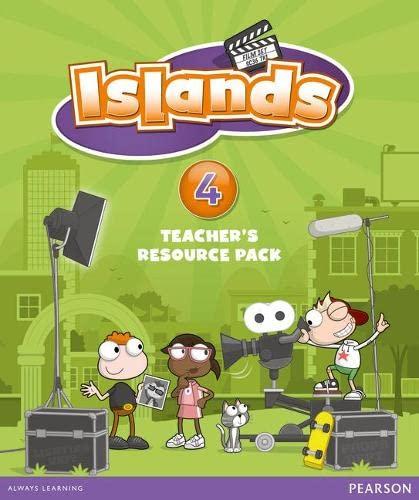 Islands Level 4 Teacher's Pack: Salaberri, Sagrario