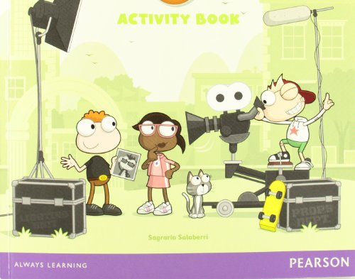 9781408298008: ISLANDS SPAIN LEVEL 4 ACTIVITY BOOK PACK