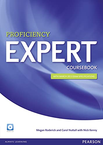 9781408298978: Expert Proficiency Coursebook for Audio CD Pack