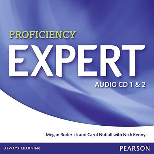9781408298985: Expert Proficiency Audio CD for Coursebook Pack