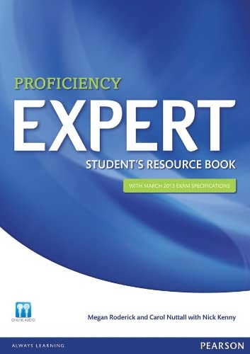9781408299005: Expert Proficiency Student's Resource Book