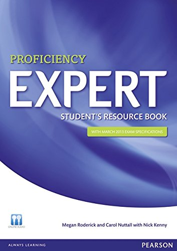 9781408299005: Expert Proficiency Student's Resource Book with Key