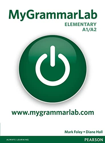 MyGrammarLab Elementary without Key and MyLab Pack: Hall, Ms Diane