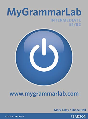 9781408299166: MyGrammarLab Intermediate without Key and MyLab Pack