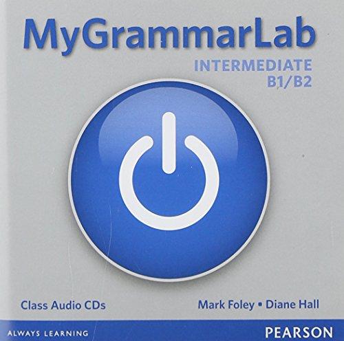9781408299265: MyGrammarLab Intermediate Class Audio CD (MyGrammarLab Global)
