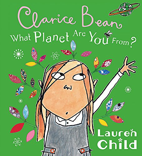 9781408300053: What Planet Are You from Clarice Bean?