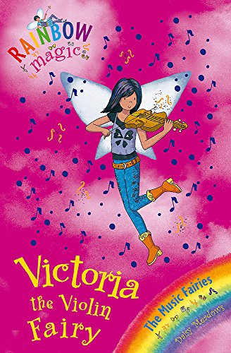 9781408300275: Rainbow Magic: The Music Fairies: 69: Victoria the Violin Fairy