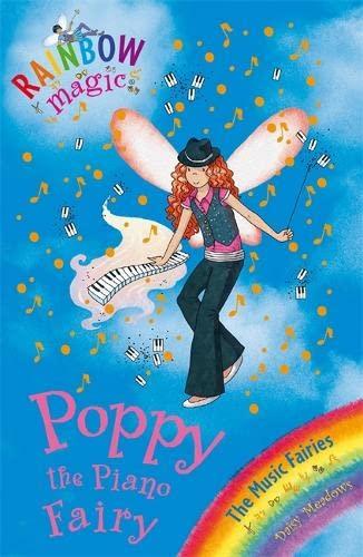 9781408300336: Poppy the Piano Fairy: The Music Fairies Book 1 (Rainbow Magic)