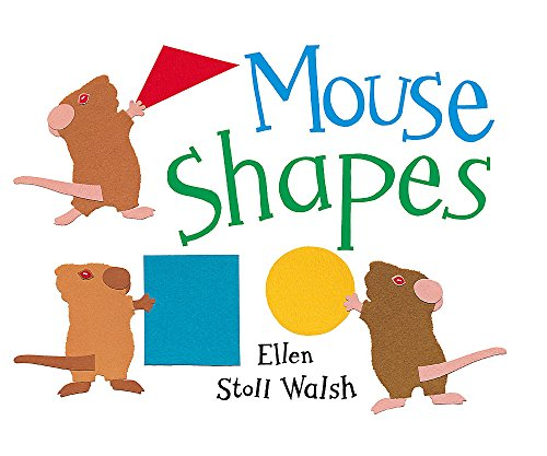 9781408300596: Mouse Shapes