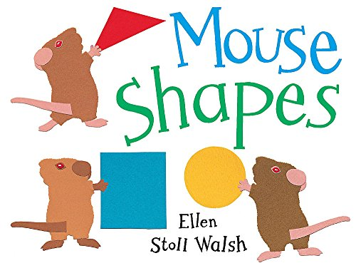 9781408300602: Mouse Shapes
