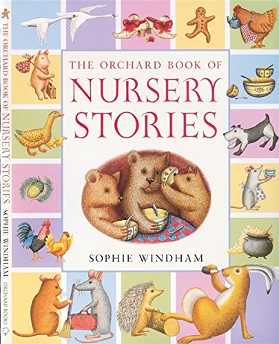 9781408300688: The Orchard Book of Nursery Stories (Book & CD)