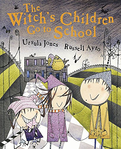 9781408300725: The Witch's Children Go to School