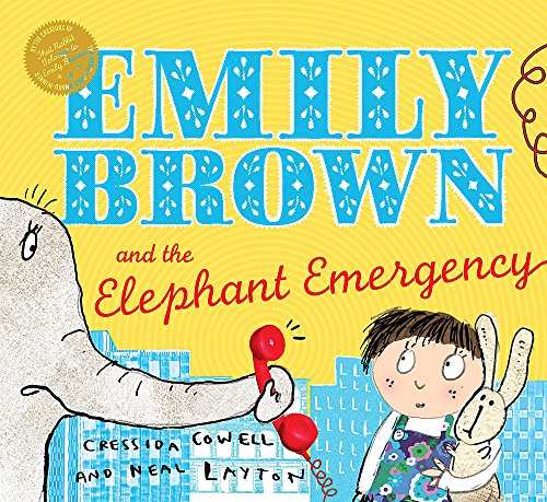 9781408302026: Emily Brown and the Elephant Emergency