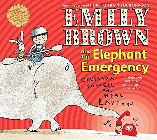 9781408302033: Emily Brown and the Elephant Emergency
