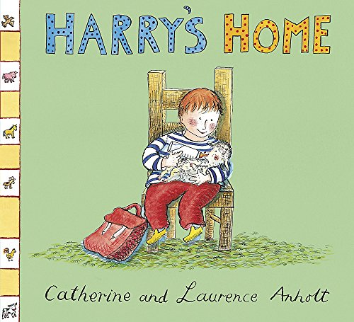 9781408302156: Harry's Home (Anholt Family Favourites)