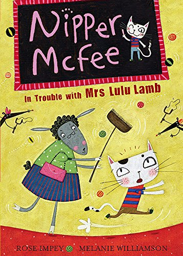 In Trouble With Mrs. Lulu Lamb (Nipper: Rose Impey