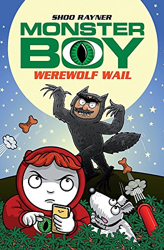 Werewolf Wail (Monster Boy) (1408302438) by Shoo Rayner