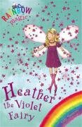 9781408303115: Rainbow Magic: Heather the Violet Fairy Bk & CD