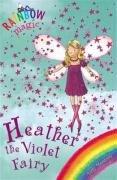 9781408303115: Rainbow Magic: Heather the Violet Fairy Bk & CD