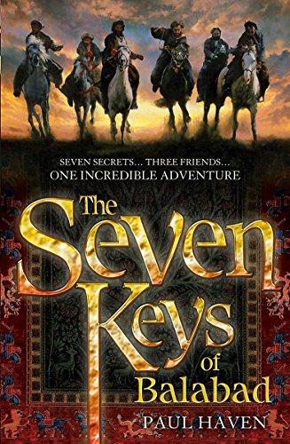 9781408303146: The Seven Keys of Balabad