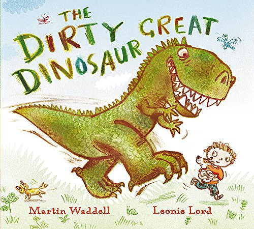 9781408303597: The Dirty Great Dinosaur