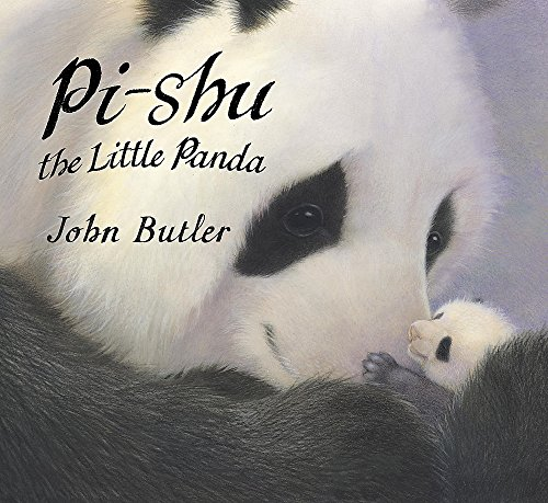 9781408303610: Pi-Shu the Little Panda