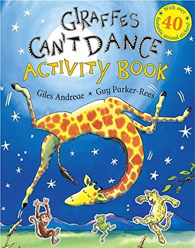 9781408303627: Giraffes Can't Dance: Activity Book