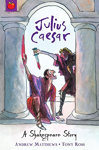 9781408303993: Julius Caesar (Shakespeare Stories)