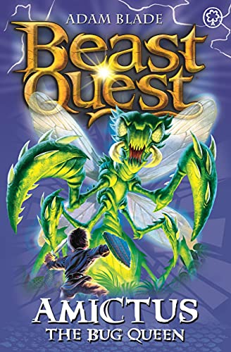 9781408304426: Amictus the Bug Queen: Series 5 Book 6: 30 (Beast Quest)
