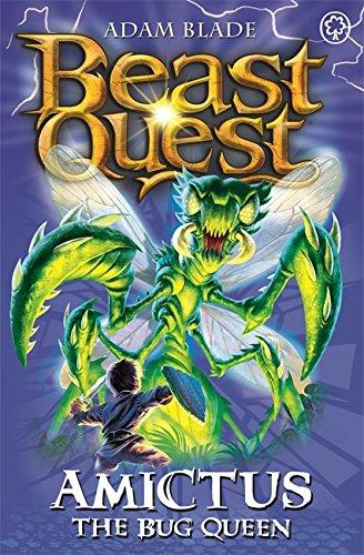 9781408304426: Beast Quest: 30: Amictus the Bug Queen