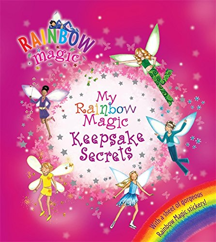 9781408304556: My Rainbow Magic Keepsake Secrets