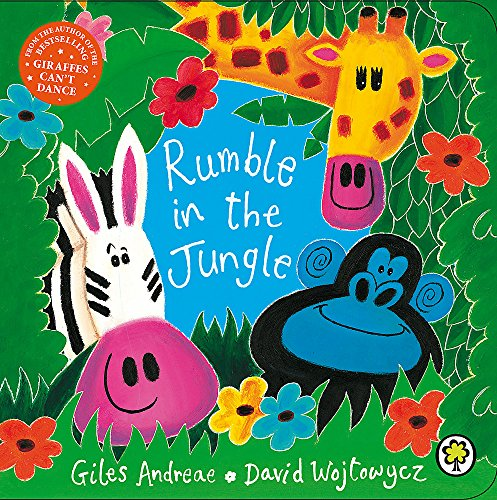9781408305294: Rumble in the Jungle