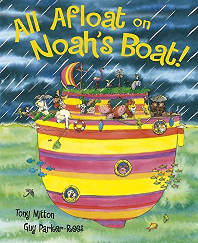 9781408305393: All Afloat on Noah's Boat (Book & CD)