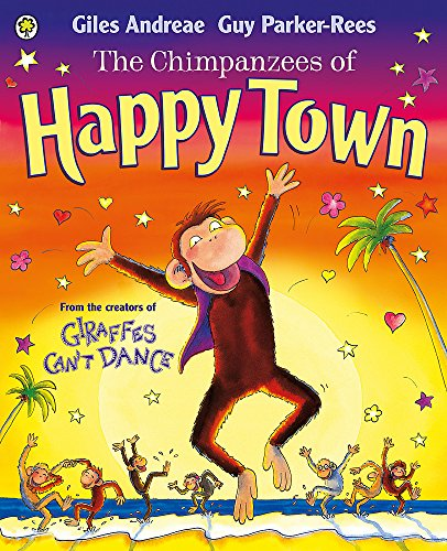 9781408305706: The Chimpanzees of Happytown