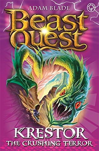 9781408307311: Beast Quest: 39: Krestor the Crushing Terror
