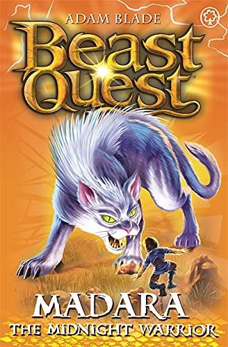 Beast Quest: 40: Madara the Midnight Warrior: Adam Blade
