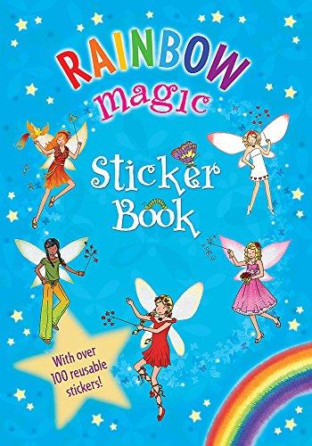 9781408308226: Rainbow Magic Sticker Book
