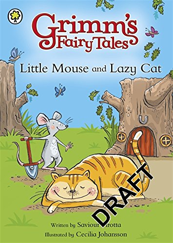 9781408308370: Little Mouse and Lazy Cat