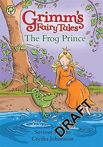 9781408308394: Frog Prince