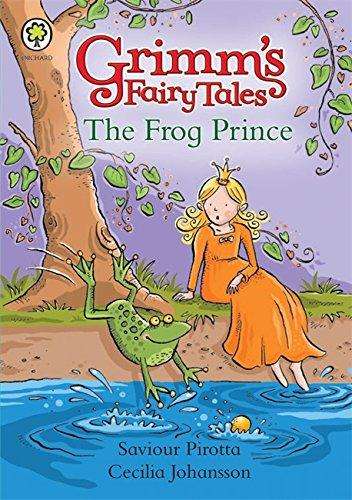 9781408308400: The Frog Prince