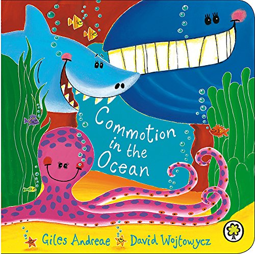 9781408308455: Commotion In The Ocean Board Book