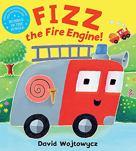 9781408308752: Fizz the Fire Engine