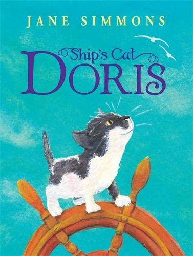Ship's Cat Doris (1408308967) by Simmons, Jane