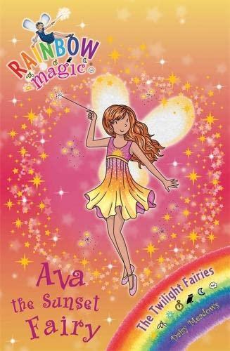 9781408309063: Ava the Sunset Fairy: The Twilight Fairies Book 1 (Rainbow Magic)