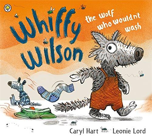 9781408309193: Whiffy Wilson