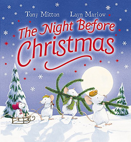 9781408309223: The Night Before Christmas: Board Book