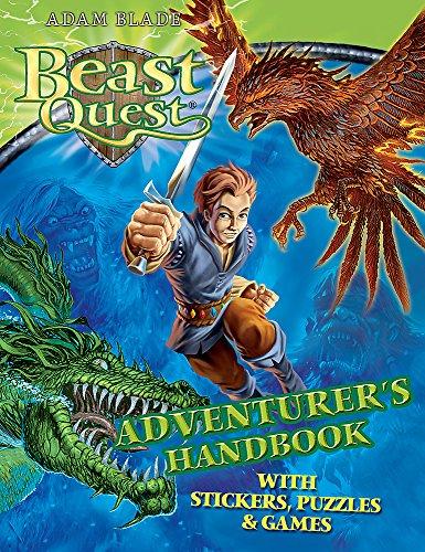 9781408309445: Beast Quest: Adventurer`s Handbook