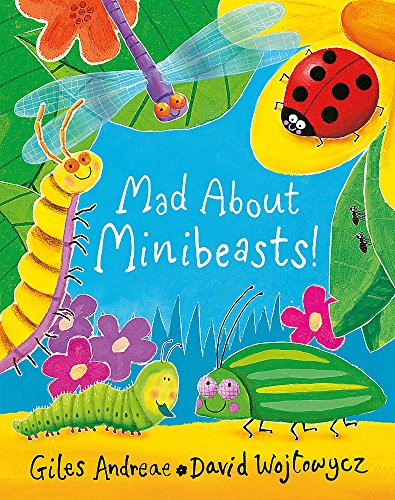 9781408309469: Mad about Minibeasts!