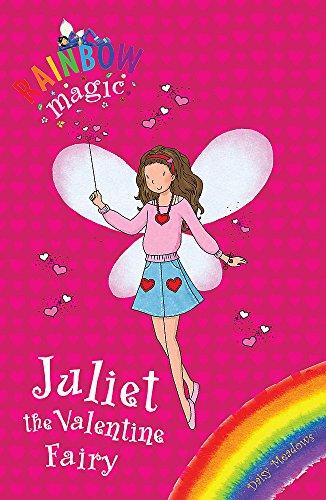 9781408311356: Juliet the Valentine Fairy: Special (Rainbow Magic)